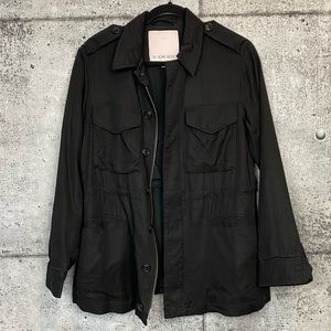Aritzia // Sunday Best // Black Utility Jacket